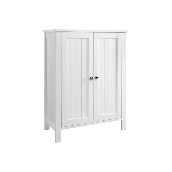 Double Door Bathroom Cabinet